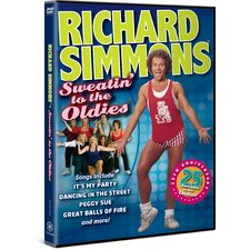 Richard Simmons Sweatin' To The Oldies 1 DVD