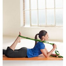 <strong>Gaiam</strong> Restore Multi-Grip Stretch Strap