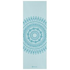"0.20"" Premium Marrakesh Printed Yoga Mat"