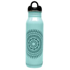 <strong>Gaiam</strong> Marrakesh Stainless Steel Water Bottle