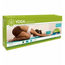 <strong>Gaiam</strong> Yoga Beginners Kit