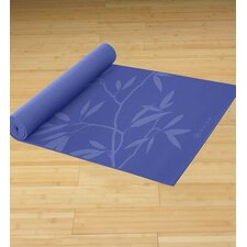 "<strong>Gaiam</strong> 0.20"" Premium Ash Leaves Printed Yoga Mat"