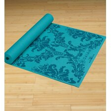 "<strong>Gaiam</strong> 0.12"" Neo-Baroque Printed Yoga Mat"