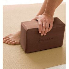 <strong>Gaiam</strong> Yoga Block