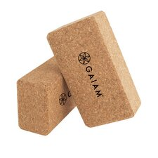 <strong>Gaiam</strong> Cork Brick