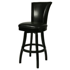 "Glenwood 30"" Swivel Bar Stool with Cushion"