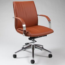 <strong>Pastel Furniture</strong> Josephina Mid-Back Office Chair