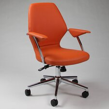 <strong>Pastel Furniture</strong> Ibanez Mid-Back Office Chair