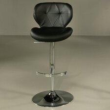 "Aegean Coast 30"" Barstool in Chrome"