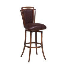 "<strong>Pastel Furniture</strong> Citrus Grove 26"" Swivel Bar Stool with Cusion"