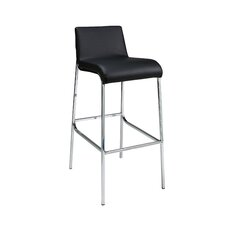 "Inamona 30"" Bar Stool with Cushion"