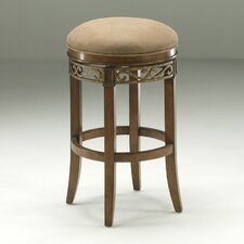 "Carmel 26"" Bar Stool with Cushion"