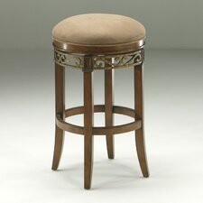 "<strong>Pastel Furniture</strong> Carmel 30"" Bar Stool with Cushion"