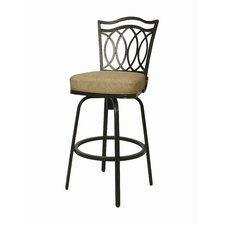 Wesport Outdoor Barstool - Autumn Rust 30""