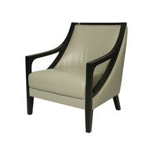 Fouquet Leather Arm Chair