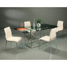 Firouzeh 5 Piece Dining Set