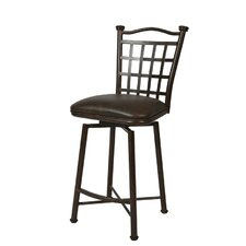 "Bay Point 26"" Swivel Bar Stool with Cushion"
