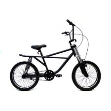 "Boy's 20"" BMX Bike with Dual Front and Rear Suspension"
