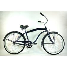 Men's Single Speed Premium Beach Cruiser