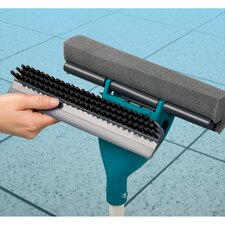 3-In-1 Indoor/Outdoor Floor Scrubber