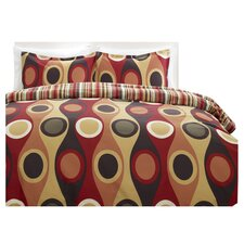 Retro Radar Duvet Set
