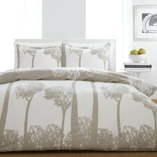 <strong>City Scene</strong> Tree Top Duvet Cover Set