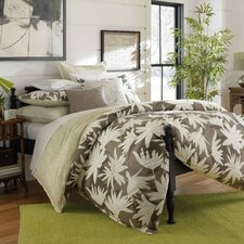Not Neutral Ginger Lily Cotton Duvet Cover Set