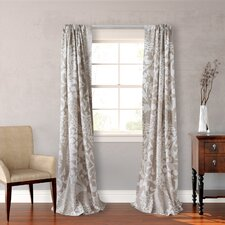 Medley Cotton Lined Window Panel Pair