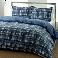 Ink Wash Duvet Set