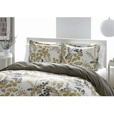 <strong>City Scene</strong> Sassafras Gold Duvet Sham Set