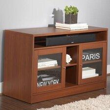 Jesper Office 1472029 TV Stand with Soundbar Shelf