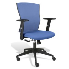 Smart Office Conference Chair with Arms