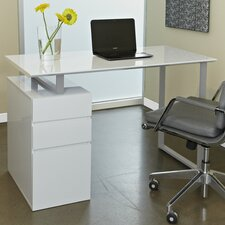 Tribeca 220 Study Desk with Drawers