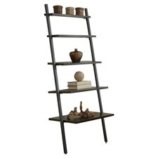 Jesper Office B3071 Parson Five Tier Ladder Bookcase