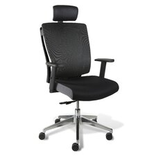 Adjustable Office Chair with Arms