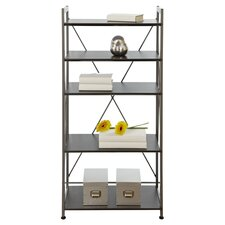 Tribeca 212-ESP Bookcase with Five Shelves