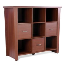 "900 Modern Office 46"" Filing Bookcase"