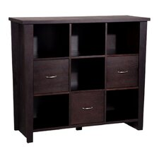 "900 Series Modern Office Filing 46"" Bookcase"