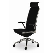 <strong>Jesper Office</strong> High-Back Leather Executive Chair