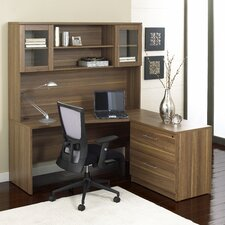 Pro X L-Shape Desk Office Suite