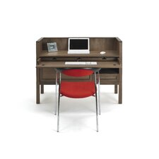 Jesper Office Highland Series 7508 Armoire Desk