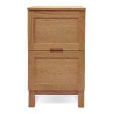 Jesper Office Highland 7537 Narrow File Cabinet