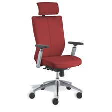 Jesper Office Helena Leather Executive Chair