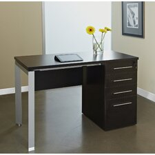 500 Writing Desk with 4 Drawer