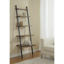 Five Tier Ladder Bookcase