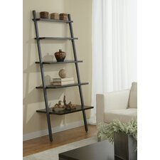 Parson 5 Tier Ladder Bookcase