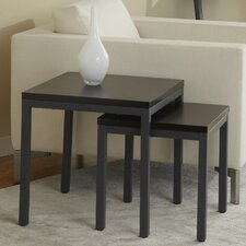 <strong>Jesper Office</strong> Parson 2 Piece Nesting Tables