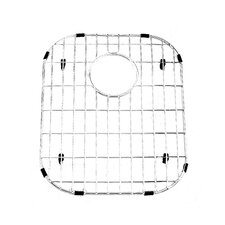 "<strong>Nantucket Sinks</strong> 16"" x 13"" Bottom Grid for 60/40 Kitchen Sink Large Bowl"