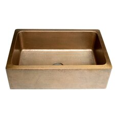 "30"" x 20"" Undermount Kitchen Sink"
