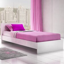 <strong>Stellar Home Furniture</strong> Eva Twin Platform Bed